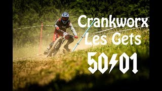 50to01 Highlights - Crankworx Les Gets 2017