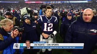 Jim Nantz: Feels Like Tom Brady Is Going to Play Somewhere Else in 2020 | The Rich Eisen Show