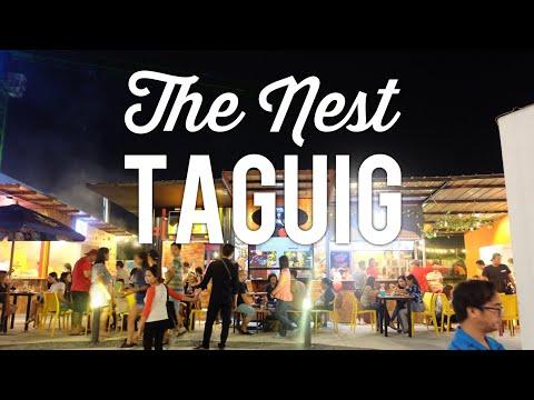 The Nest Taguig - Food Park in Taguig City