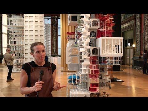 Tatiana bilbao en la bienial de arquitectura de chicago - Estudios arquitectura bilbao ...