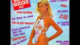 12 Super Succès n° 35 - Daniel Janin - 01 - Love Me Baby (Les Tréteaux LP 6380-01)