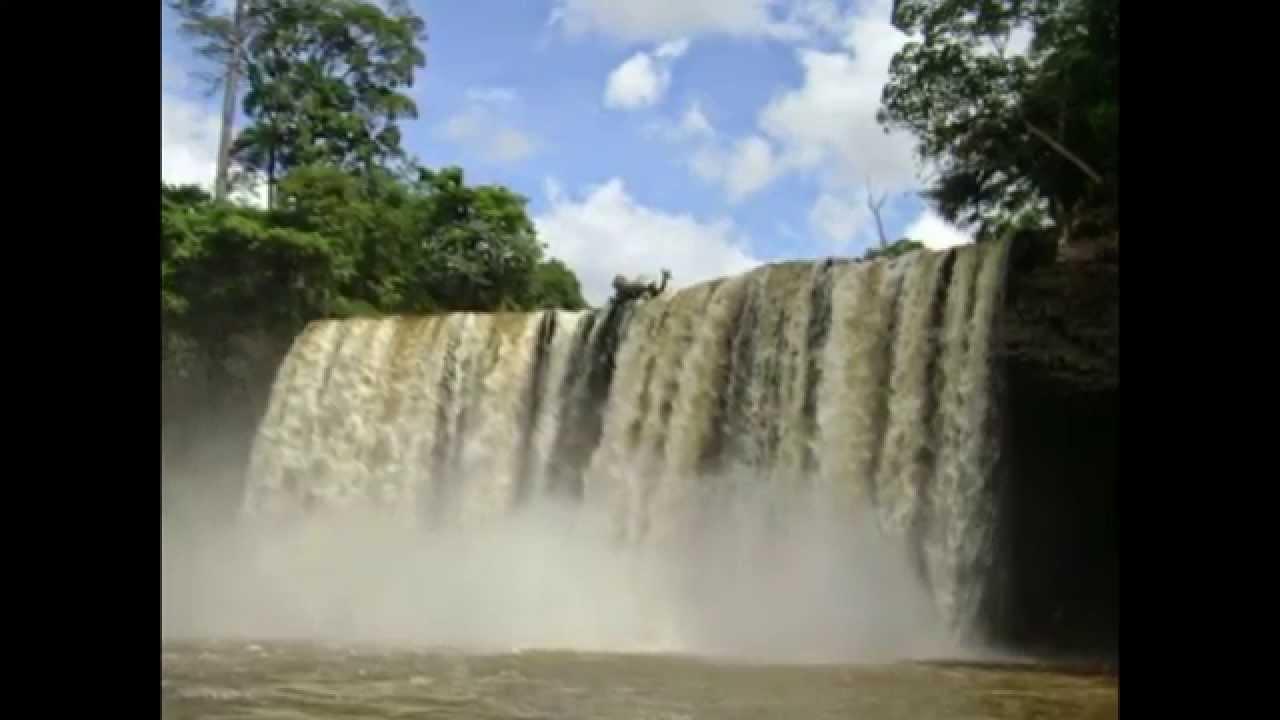 air terjun melanggar kalimantan barat tempat wisata di indonesia