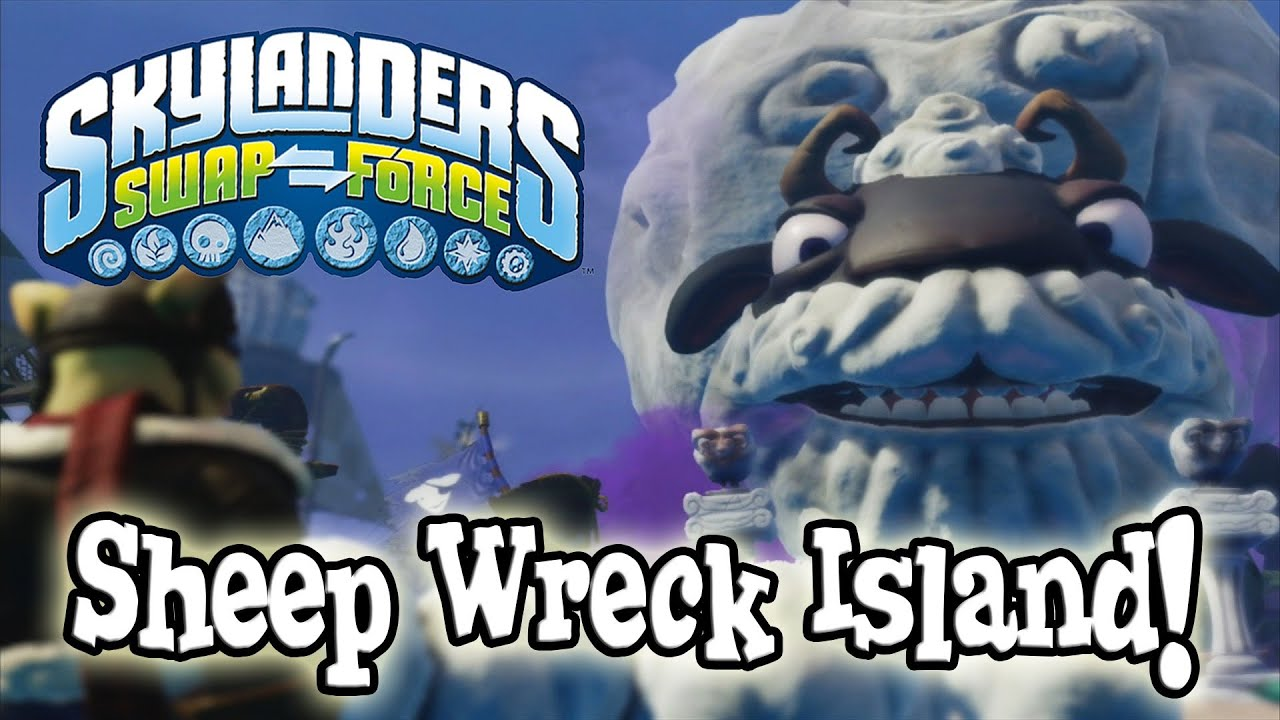 Island Force Spiel