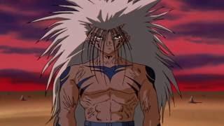 YYH - Yusuke's Demon Transformation
