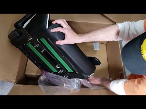 EwinRacing EWin Knight Series Gaming Office Chair Unboxing