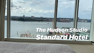 Room in the Sky - Hudson Studio - The Standard Hotel Meatpacking NYC