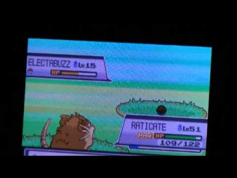 how to get electabuzz in soul silver
