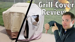 Great Cheap Grill Cover - Classic Accessories Grill Cover Review