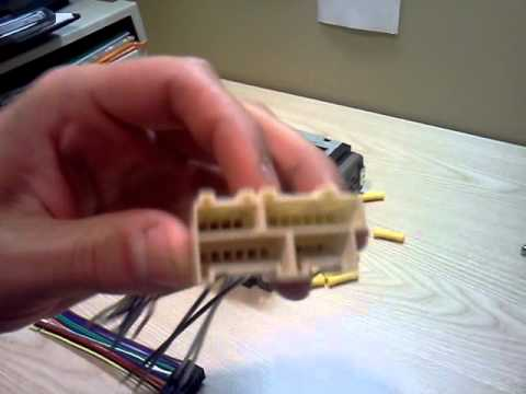 hqdefault grand am stereo aftermarket youtube 2001 pontiac grand am gt wiring harness at mifinder.co
