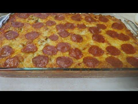 Spaghetti Pizza Casserole Recipe | Recipe Episode 252