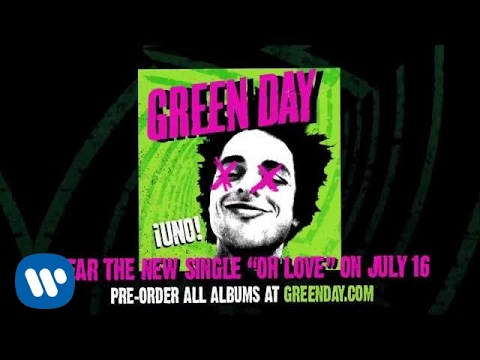 """Green Day: """"Oh Love"""" - coming 7/16 [Official Single Trailer]"""