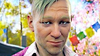 Far Cry 4 All Cutscenes Movie