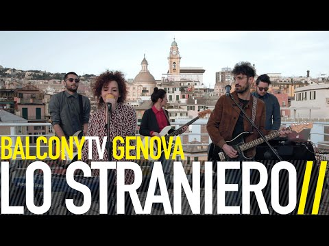 LO STRANIERO - SOTTO LE PALME DI ALGERI (BalconyTV)