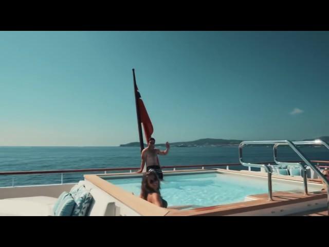 Luxury Travel aboard superyacht Ulysses