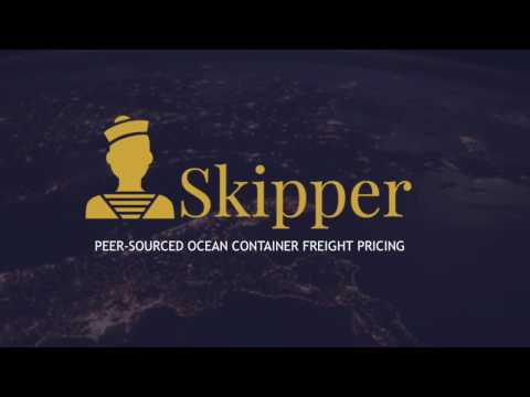 Skipper™ - Peer-sourced Containerised Freight Index