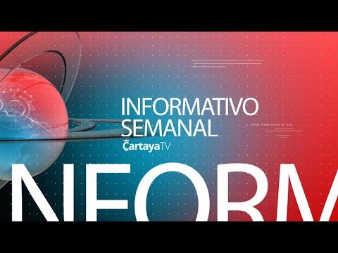 Cartaya Tv   Informativo Semanal (03-09-2021)