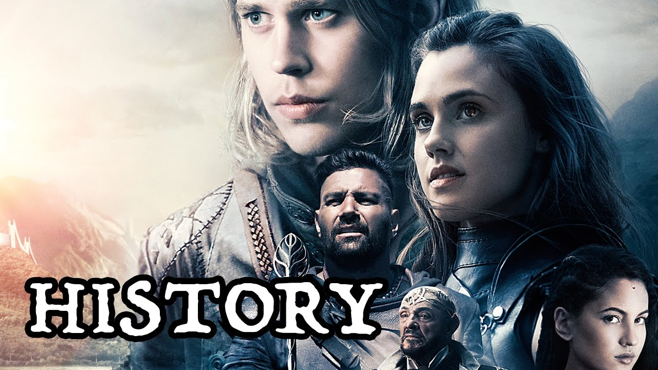 Download The Shannara Chronicles Explained: History