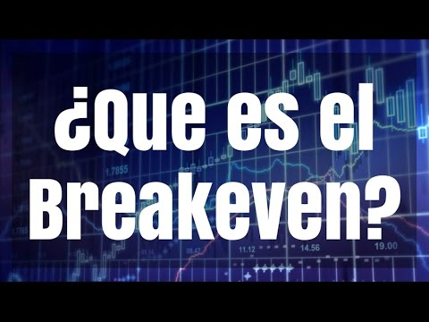 What is break even in forex trading
