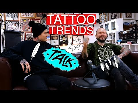 Tattoo Trends - Tattoo Shop Talk