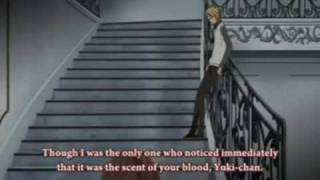 vampire knight - cowboy casanova