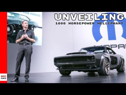 Hellephant 1000 Horsepower 426 Crate HEMI Engine Unveiling