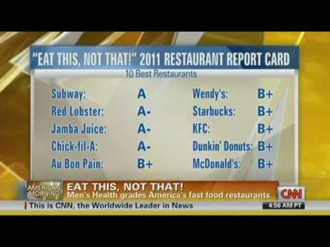 10 Best Worst Fast Food Restaurants In America Eat This Not That
