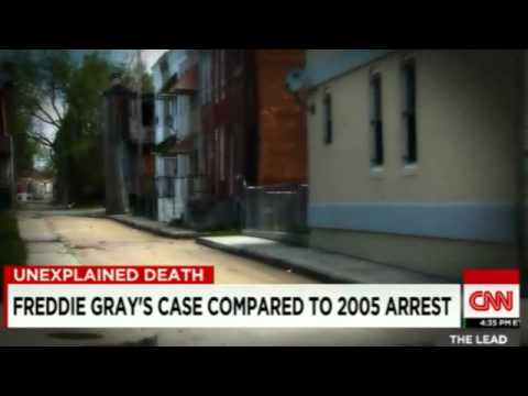 Freddie Gray's Death Compared to 2006 Arrest Who Also Died from a Spinal Injury