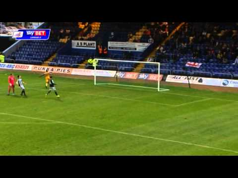 Mansfield 1-0 Plymouth - Sky Bet League 2 Season 2014-15