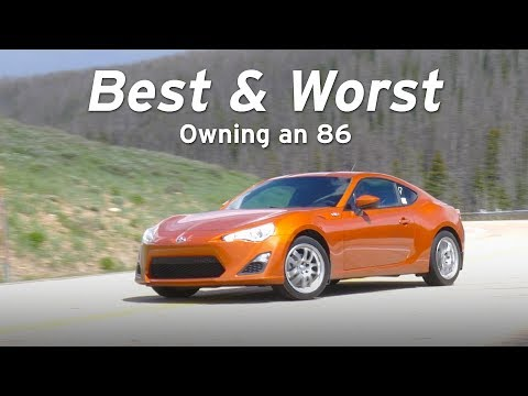Best & Worst of Owning an 86 - Long Term #7 FRS (BRZ/86) - Everyday Driver