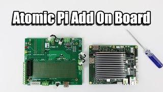 Atomic Pi Add On Board - Price is still $38.99