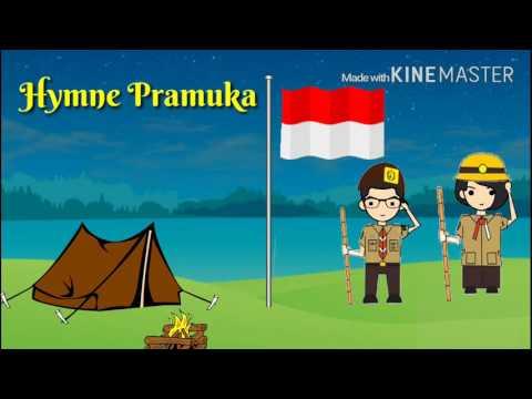 Hymne Pramuka (ANIMATION)