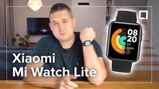Xiaomi Mi Watch Lite - smartwatch najlepszy z najtańszych