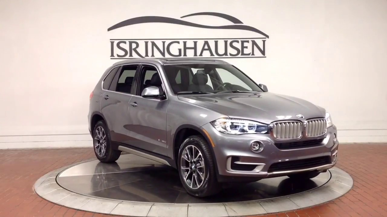 2018 Bmw X5 Xdrive35d In Space Gray Metallic 19045 Youtube