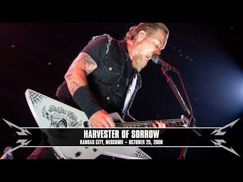 Metallica: Harvester of Sorrow (MetOnTour - Kansas City, MO - 2008) Thumbnail image