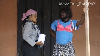 Rag Day 4 || Jelous husband as chiefimo trues to put maggi o check - Chief Imo Comedy