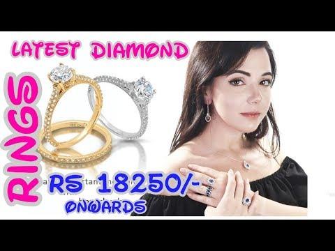 latest-diamond-rings-designs-in-gold- -beautiful-diamond-rings-designs-collection-for-women