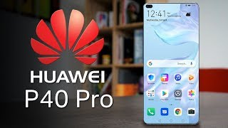 HUAWEI P40 PRO - THIS IS INSANE!