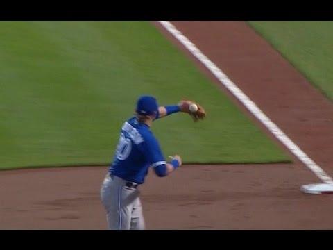 MLB: Through the Glove
