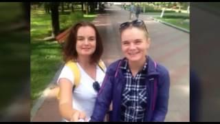 �������� ���� Парк Победы  в Киеве. Аттракционы август 2016 ������