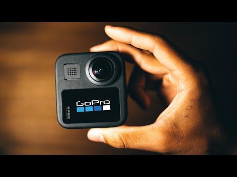 Gopro MAX Full Review & Tutorial