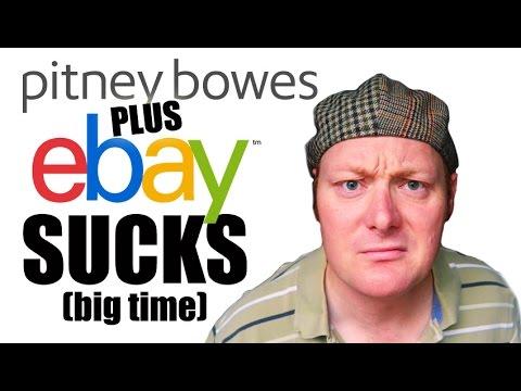 Pitney Bowes SUCKS! ~ RANT RANT RANT!!