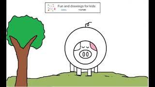 მიაპყროს ღორის ბავშვებისთვის ადვილი