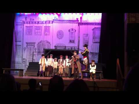 Be Back Soon (Oliver the Musical)