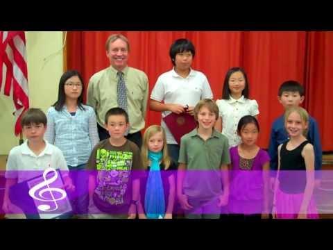 LACESMA LAUSD Los Angeles City Elementary Music Scholarship Awards