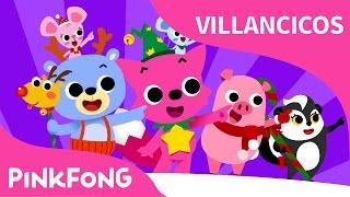 Feliz Navidad a Todos | Villancicos de Navidad | Pinkfong Canciones Infantiles