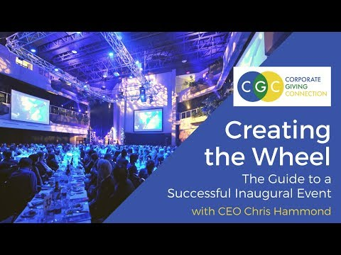 Creating the Wheel: Guide to a Successful Inaugural Event
