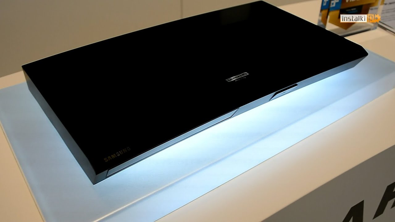 samsung ubd k8500 ultra hd blu ray player youtube. Black Bedroom Furniture Sets. Home Design Ideas