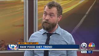 Is the raw food diet beneficial to your pet?