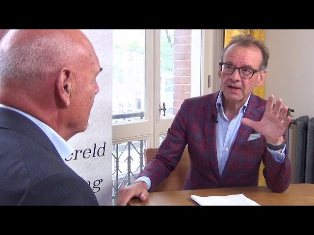 Herman Wijffels: Trump ondergraaft Amerikaans aandeelhouderskapitalisme #vdotv