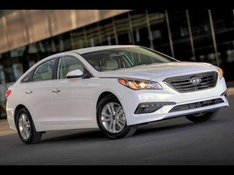 2016 Hyundai Sonata Start Up And Review 2 4 L Cylinder
